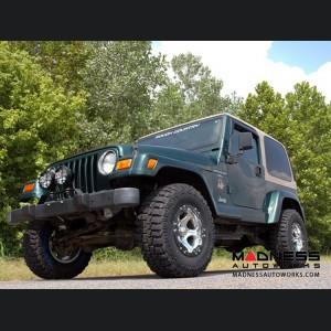 "Jeep Wrangler TJ 4WD Suspension Lift Kit - 2.5"" Lift - 6 Cyl"