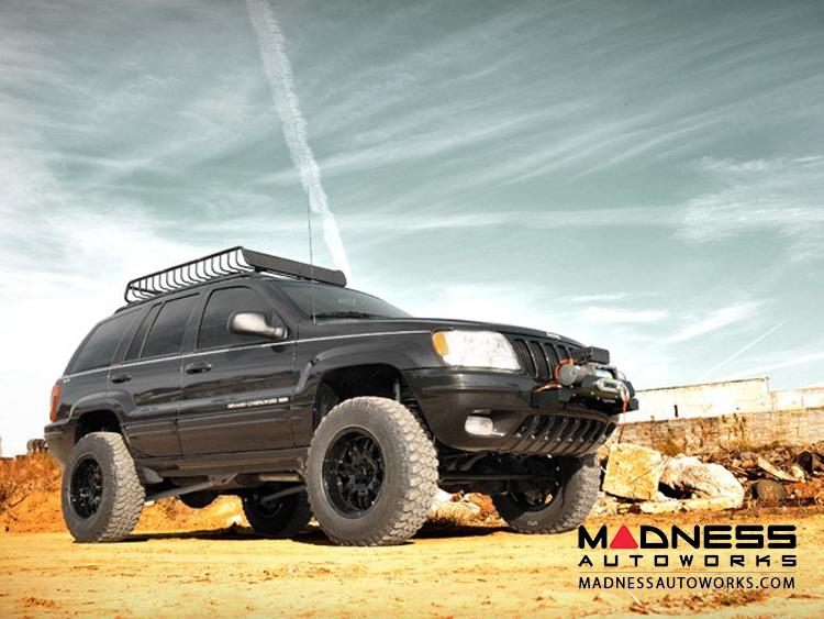 Jeep Grand Cherokee Lift Kit >> Jeep Jeep Grand Cherokee Wj Long Arm Suspension Kit 4 Lift