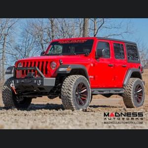 "Jeep Wrangler TJ X-Series Suspension Lift Kit - 4"" Lift"