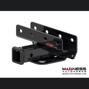 "Jeep Wrangler JL Trailer Hitch w/ 2"" Receiver - Class III"
