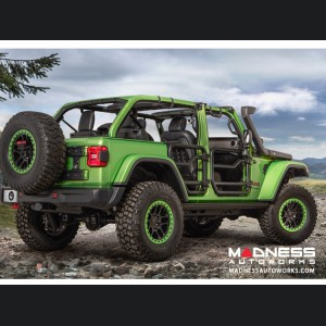 Jeep Wrangler JL Performance Tube Door Kit - 4 Door