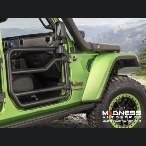 Jeep Wrangler JL Performance Tube Door Kit - 2 Door