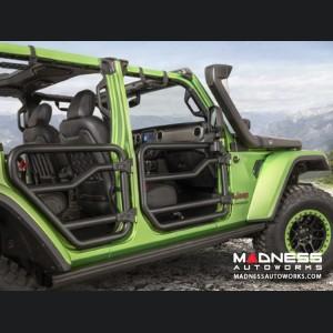 Jeep Wrangler JL Performance Tube Door Kit - 2 Door