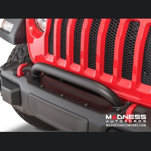 Jeep Wrangler JL Grille w/ Winch Guard