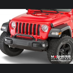 Jeep Wrangler JL Grille w/ Winch Guard