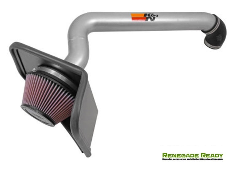 Jeep Renegade Cold Air Intake System - K&N - 2.4L Model