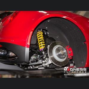 "Alfa Romeo 4C Coilover Kit by KW - Variant 2 ""inox-line"""