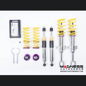 Alfa Romeo Giulia Coilover Kit by KW - V3 AWD w/ Electronic Dampers