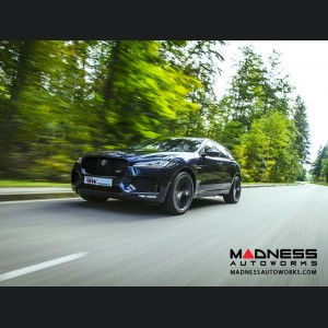 Jaguar F Pace Height Adjustable Spring Kit by KW Suspension