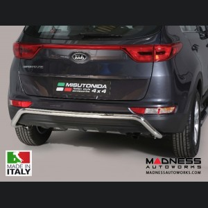 Kia Sportage Bumper Guard - Rear by Misutonida