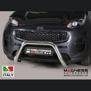 Kia Sportage Bumper Guard - Front - Super Bar by Misutonida