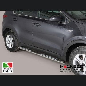 Kia Sportage Side Steps - V3 by Misutonida