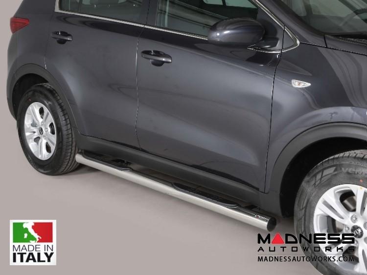 Kia Sportage Side Steps - V1 by Misutonida