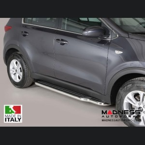 Kia Sportage Side Steps - V4 by Misutonida