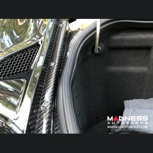 Alfa Romeo 4C Carbon Fiber Spider Rear Trunk Side Trim