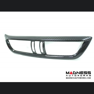 Alfa Romeo Giulia Internal A/C Air Vent Cover Frame - Carbon Fiber - RHD