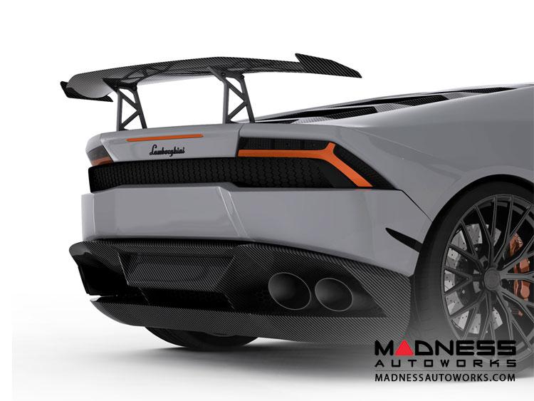 Lamborghini Lamborghini Huracan Lp 610 4 High Rear Wing Spoiler