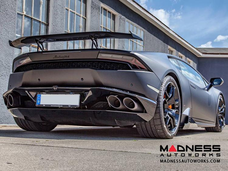 Lamborghini Lamborghini Huracan Lp 610 4 Medium Rear Wing Spoiler