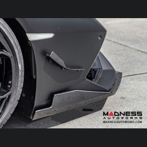 Lamborghini Huracan - Carbon Fiber Two Piece Front Splitter - Luethen Motorsport - LP 610-4