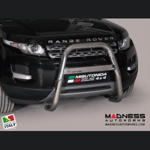 Range Rover Evoque Bumper Guard - Front - High Medium Bumper Protector by Misutonida