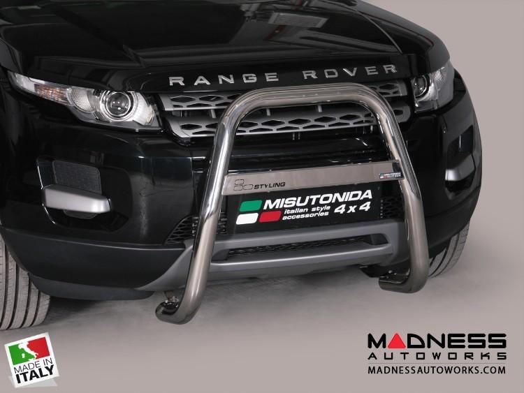 Range Rover Evoque Bumper Guard - Front - High Medium Bumper Protector by Misutonida
