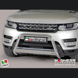 Range Rover Sport Bumper Guard - Front - Medium Bumper Protector by Misutonida