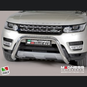 Range Rover Sport Bumper Guard - Front - Super Bar by Misutonida