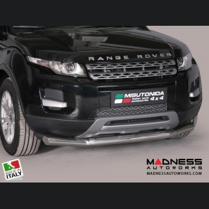 Range Rover Evoque Bumper Guard - Front - Slash Bar Bumper Protector by Misutonida