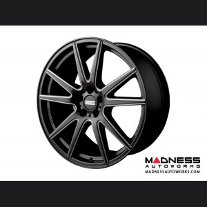 Range Rover Evoque Custom Wheels by Fondmetal - Black Milled