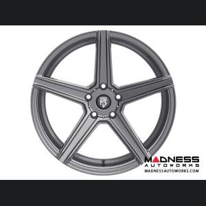 Lexus NX200t/ NX300h Custom Wheels by Fondmetal - KV-1 - Matte Titanium