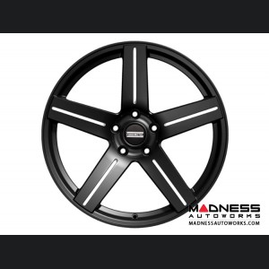 Lexus NX200t/ NX300h Custom Wheels by Fondmetal - STC-01 - Matte Black