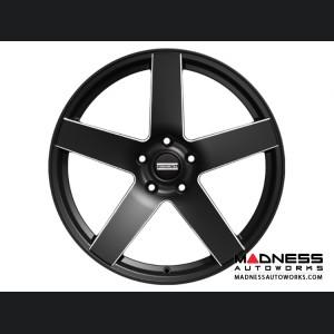 Lexus NX200t/ NX300h Custom Wheels by Fondmetal - STC-02 - Black Milled