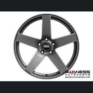 Lexus NX200t/ NX300h Custom Wheels by Fondmetal - STC-02 - Gloss Titanium Milled