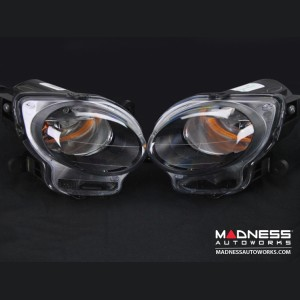 FIAT 500 Driving Light Set - Blacked Out Look - Set of 2