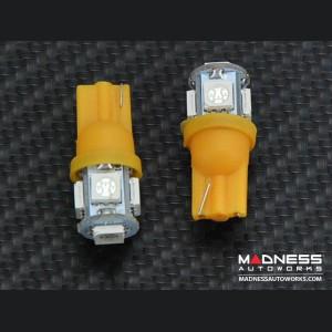 FIAT 500L Interior Bulb Set - 2 SMD Bulbs - Yellow