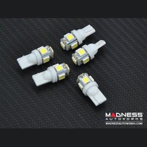 FIAT 500L Interior Light Kit - SMD Bulb Set (5 Bulbs)