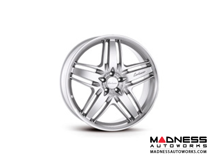Mercedes Benz GLS (X166) Wheel by Lorinser - RS9 Silver Horn
