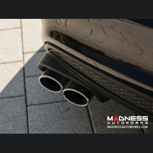 Mercedes Benz CLA-Class (C117) Rear Bumper Add-On