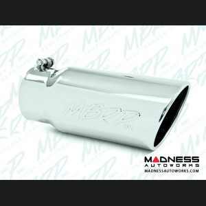 """Dodge Cummins 2500/ 3500  by MBRP Exhaust Systems - 4"""" Turbo Back Single Side  - Type AL"""