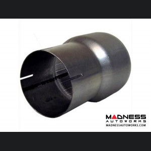 """Universal Exhaust Adapter by MBRP Exhaust Systems - 4"""" ID to 5"""" OD - AL - 6"""" Length"""