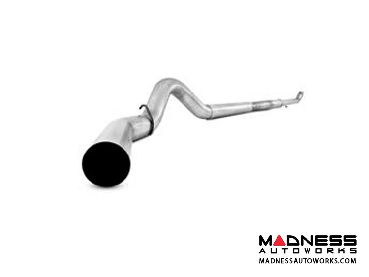 """Chevrolet Silverado 2500/ 3500 Duramax by MBRP Exhaust Systems - PLM Series - 5""""  (78lbs with Muffler Deleted Pipe)"""