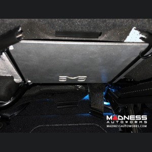 Jeep Wrangler JL Unlimited Center Seat Support - Raw Metal