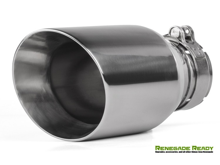 Custom Stainless Steel Exhaust Tips By Madness 2 25: Mazda 2 Exhaust Tip At Woreks.co