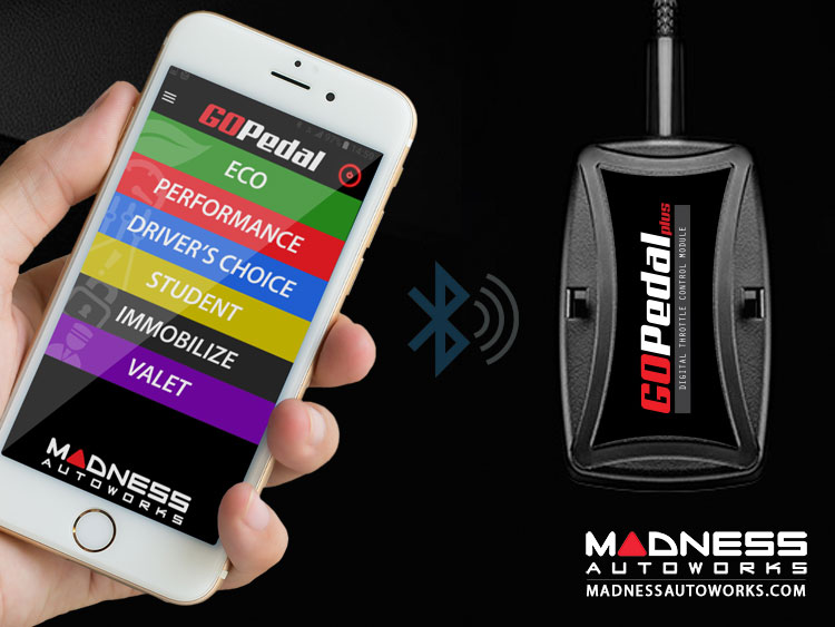 Nissan Juke MADNESS GOPedal Plus - Bluetooth