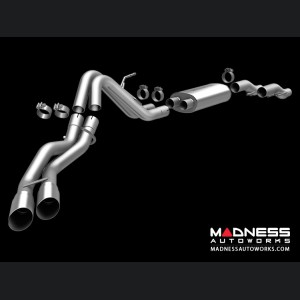 """Ford F-150 3.7L V6 Performance Exhaust by Magnaflow - 3"""" Exhaust System"""