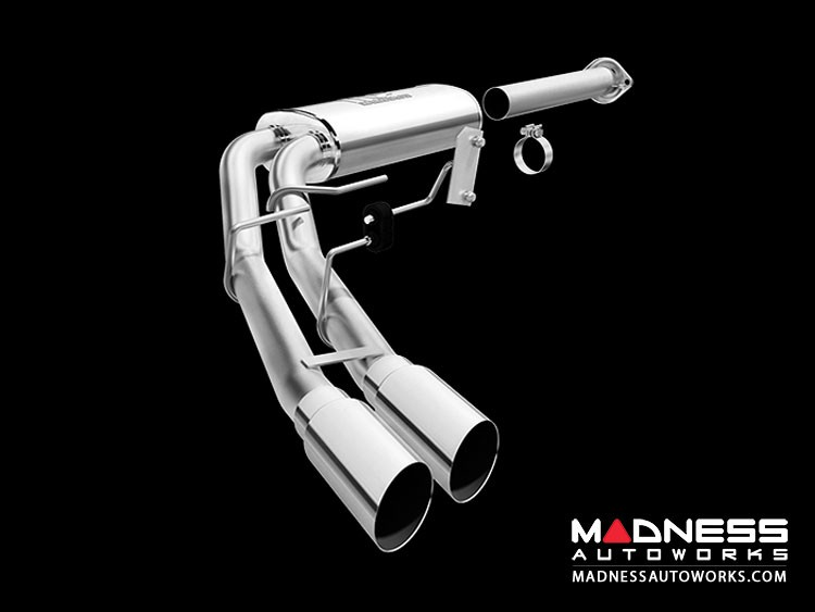 """Ford F-150 3.5L V6 Performance Exhaust by Magnaflow - 3"""" Exhaust System"""