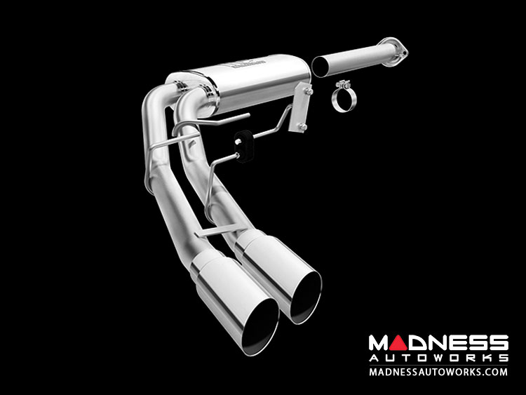 "Ford F-150 3.5L V6 Performance Exhaust by Magnaflow - 3"" Exhaust System"