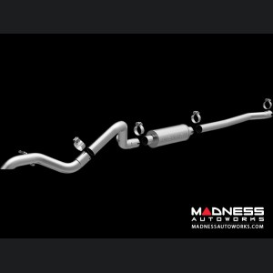 "Jeep Wrangler 3.6 Performance Exhaust by Magnaflow - 4 Door Performance ""Rockcrawler"" Exhaust"