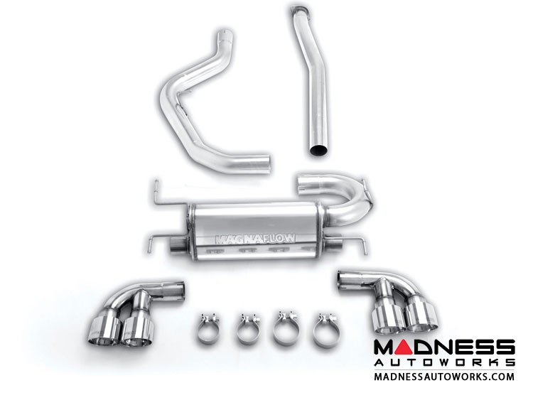 "Subaru Impreza STI Performance Exhaust by Magnaflow - 3"""