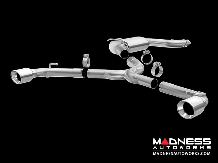 "Volkswagen GTI MK6 Performance Exhaust by Magnaflow - 3"" Cat Back"